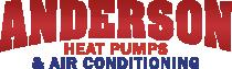 Anderson Heat Pumps & Air Conditioning Logo